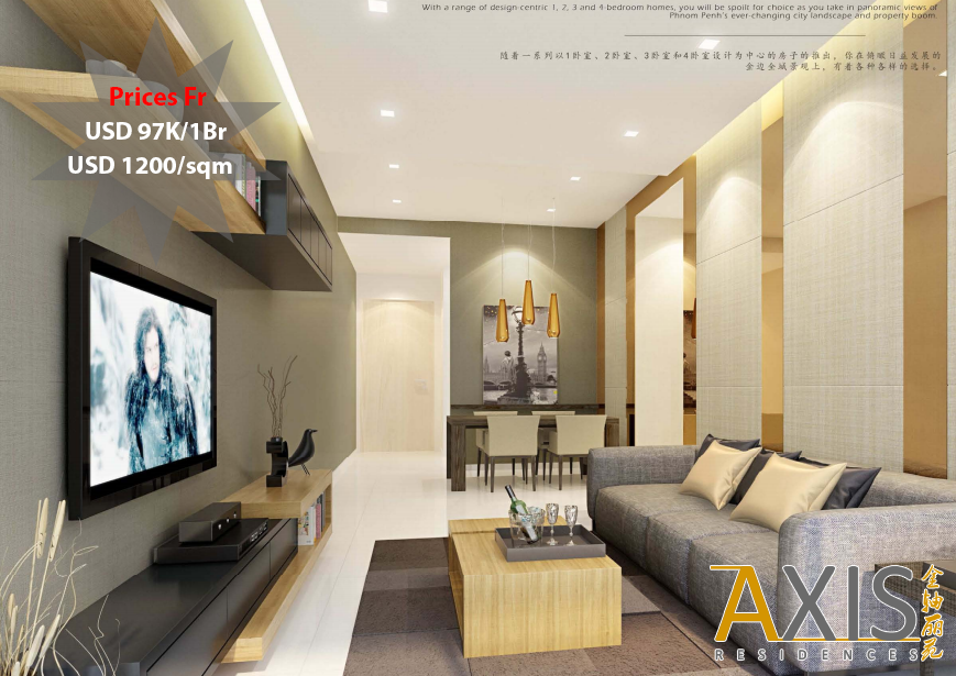 8 Reasons To Invest In Axis Residences