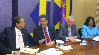 Comité Político del PLD se encuentra reunido en estos momentos en Juan Dolio