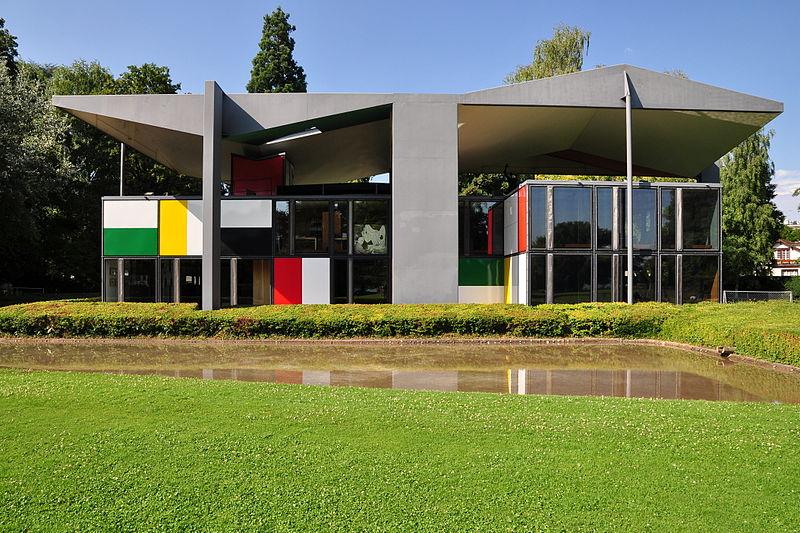 Bad blog about design architect of the week le corbusier - Casas de le corbusier ...