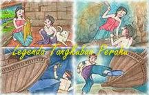Legenda Tangkuban Perahu Bandung