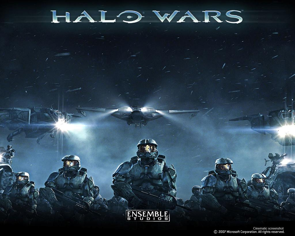 Halo HD & Widescreen Wallpaper 0.428488477041478