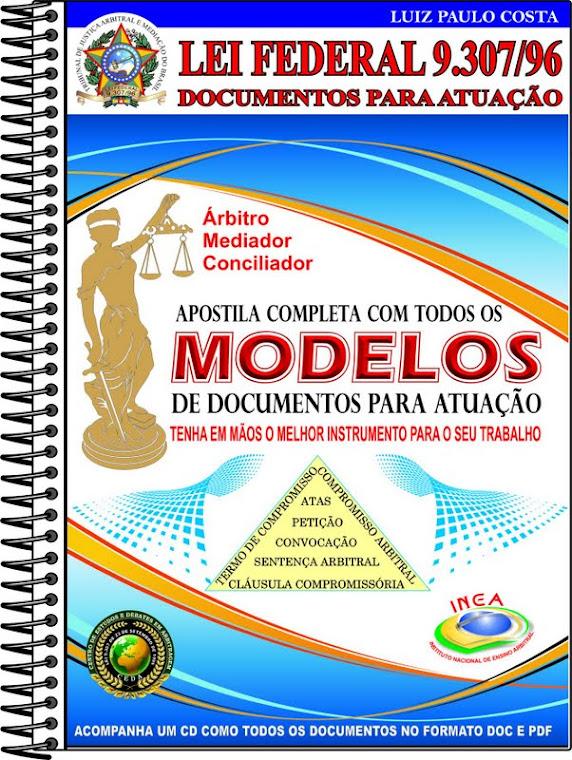 APOSTILA COM MODELOS DE DOCUMENTOS