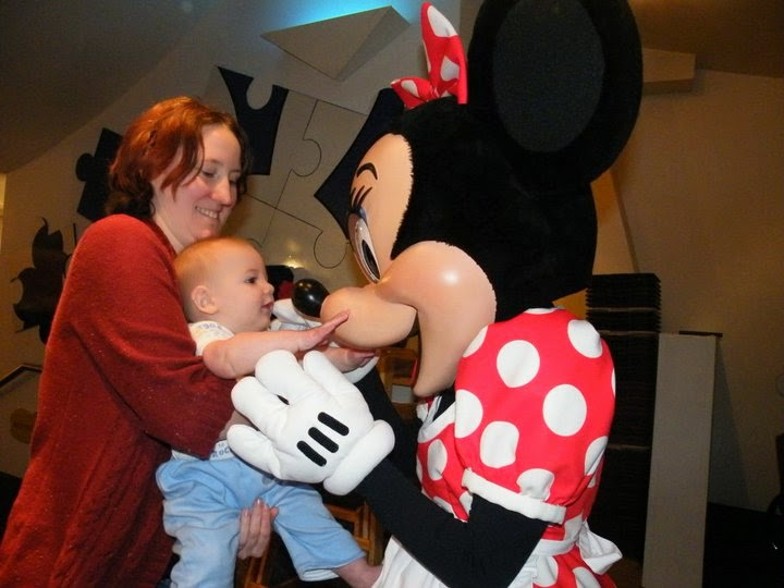 Disney World, baby at disney, florida, chef mickeys, family vacation