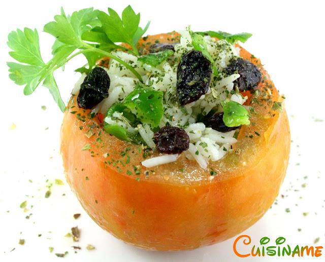 recetas sanas, recetas light, recetas originales, tomates rellenos, recetas de cocina, curiosidades, manzana del amor, chistes, humor