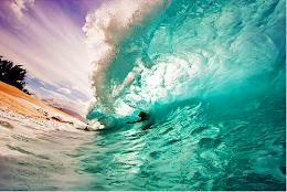 Surfearse la vida como si fuera una ola