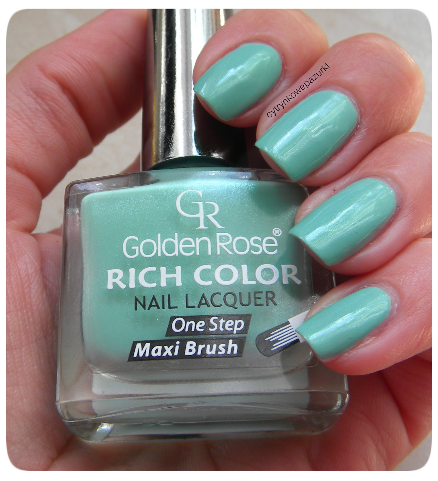 Golden Rose Rich Color 65 nowy kolor