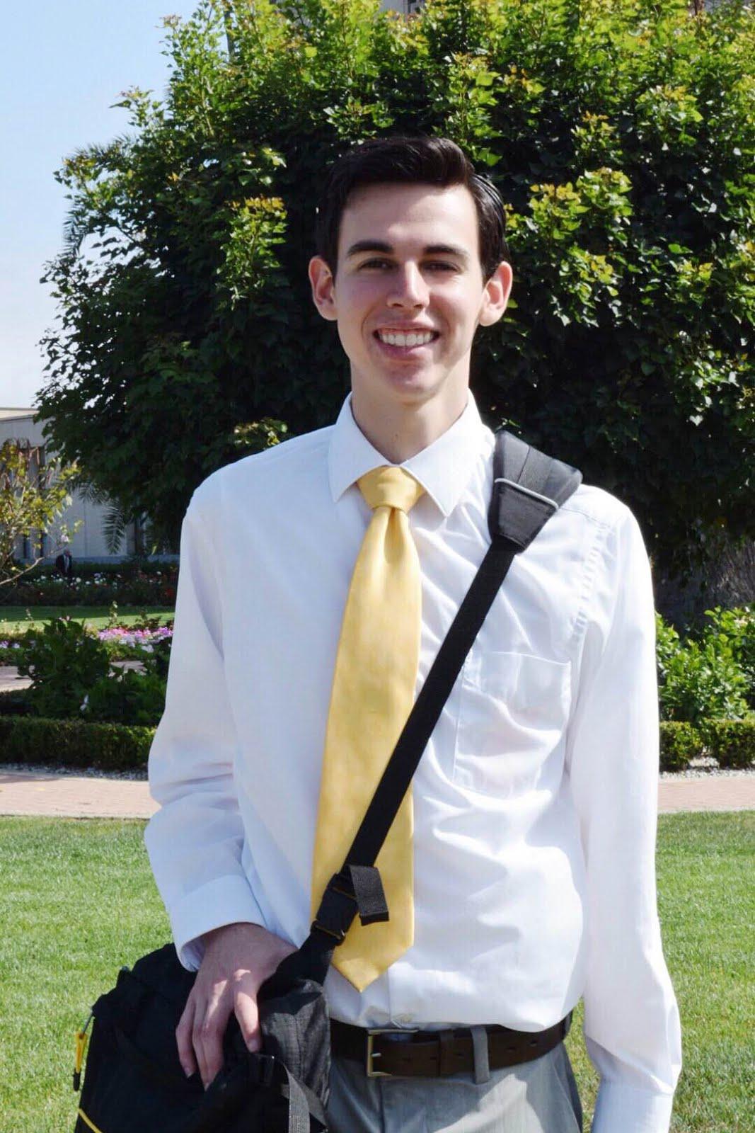 Elder Bryce Jordan Abilez