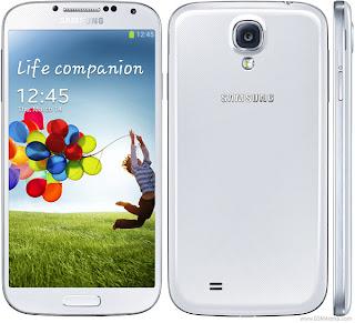 Samsung I9500 Galaxy S 4 putih