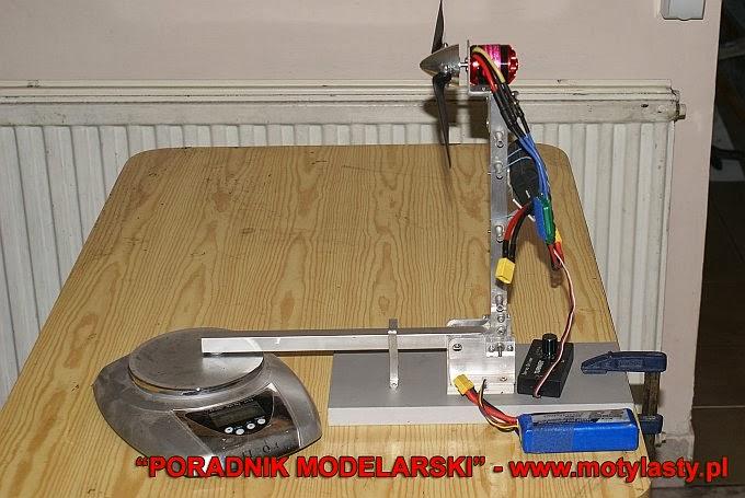 Hamownia modelarska - budowa i zastosowanie