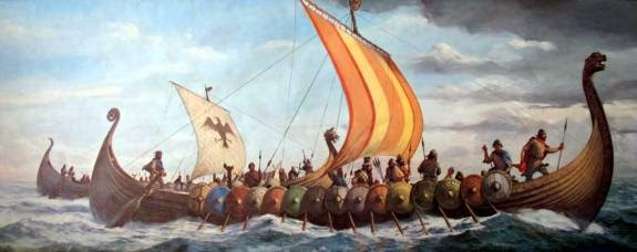 the history migrations and lifestyle of the swedish vikings