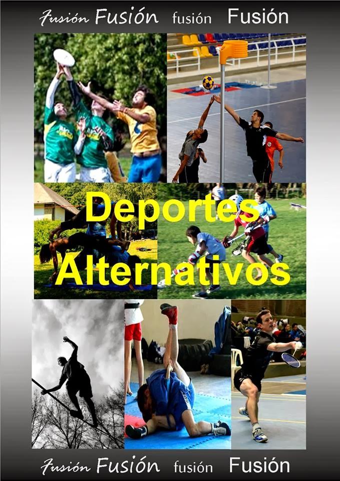 Fusion - deportes alternativos (9-11-2013)