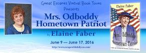 Mrs. Odboddy, Hometown Patriot - 13 June