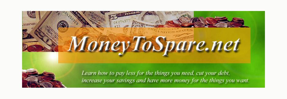 MoneyToSpare.net