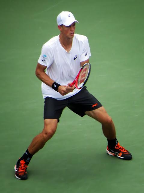Vasek Pospisil 2013 US Open