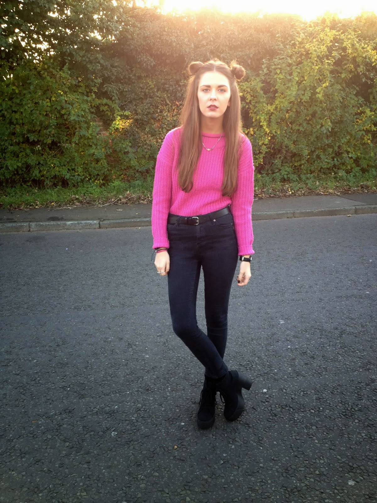 HOT_PINK_KNITTED_WINTER_JUMPER