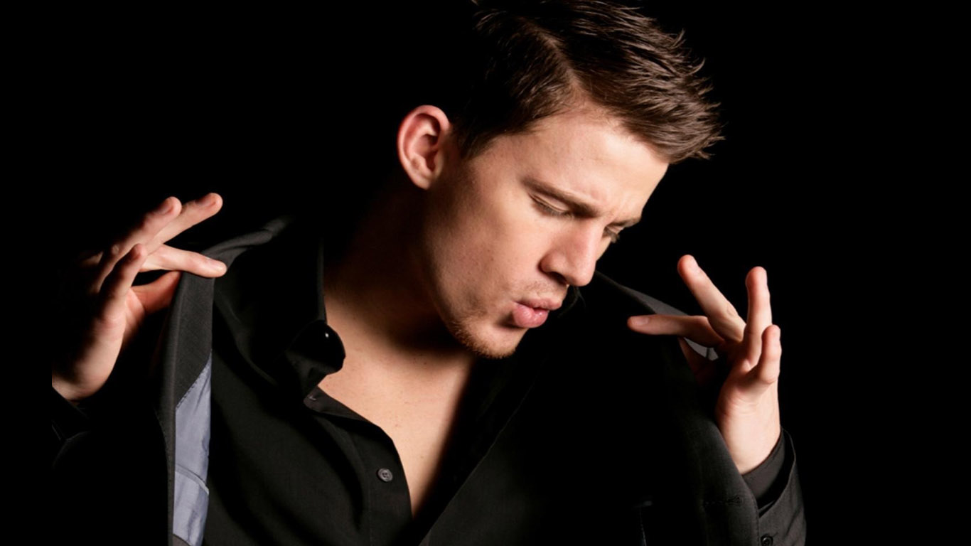 channing tatum you can save these channing tatum wallpapers to your ... Channing Tatum