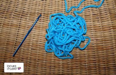 peúcos de crochet paso a paso