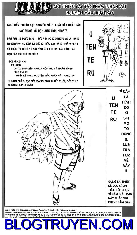 Naruto chap 308 Trang 17 - Mangak.info