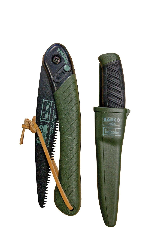 Laplander Saw & Knife