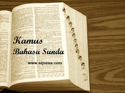 Kamus Terjemahan Bahasa Sunda Indonesia Online