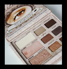 Too Faced natural eye pallet