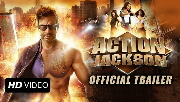 Action Jackson Upcoming Film