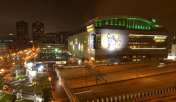 Td Garden Stadium Boston Celtics Diary Of Shabrina