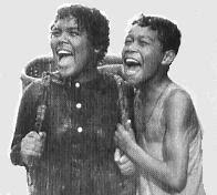 映画「キクとイサム」 (1959):<br>日米混血孤児問題を扱った最初の作品