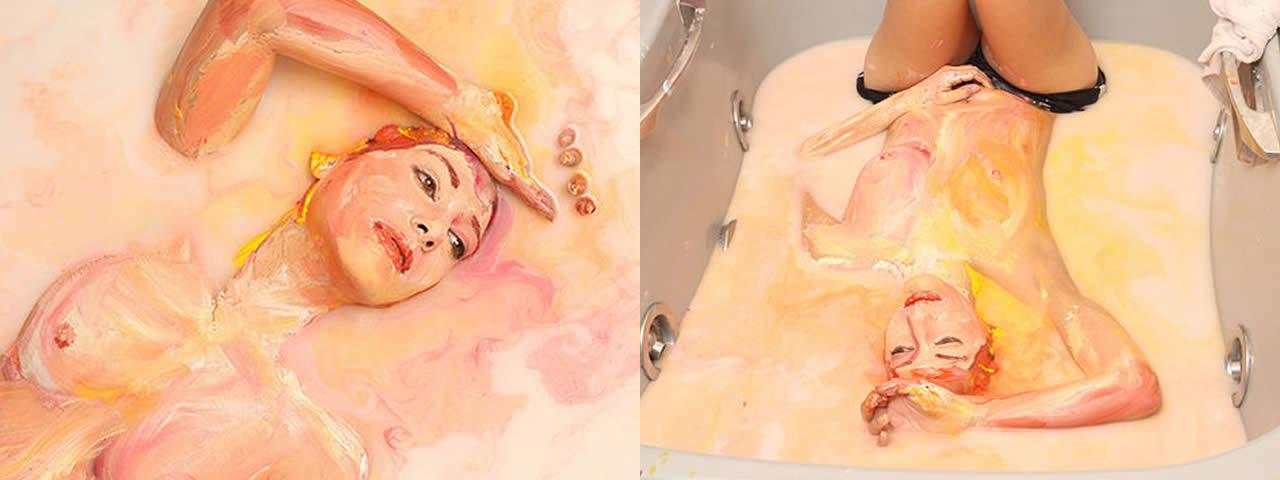 Alexa Meade Artwork