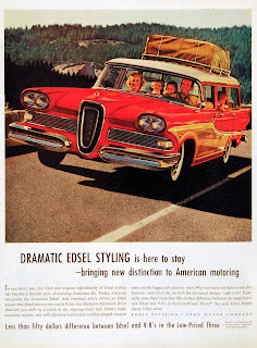 Palm Springs Automobilist This Is The Edsel
