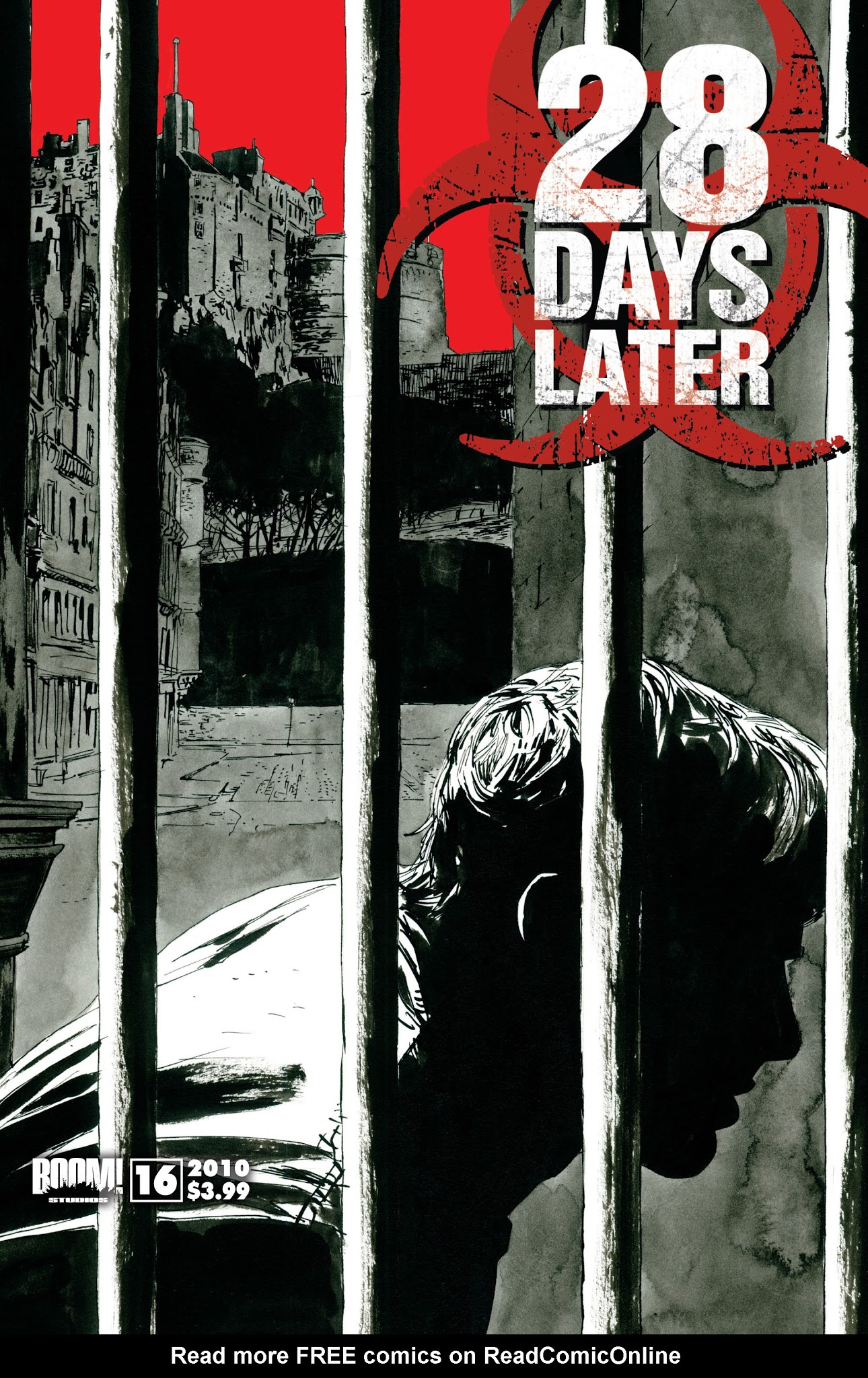 28 Days Later 16 Page 1