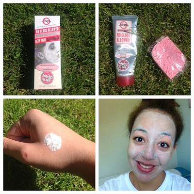 Soap and Glory No Clogs Allowed review