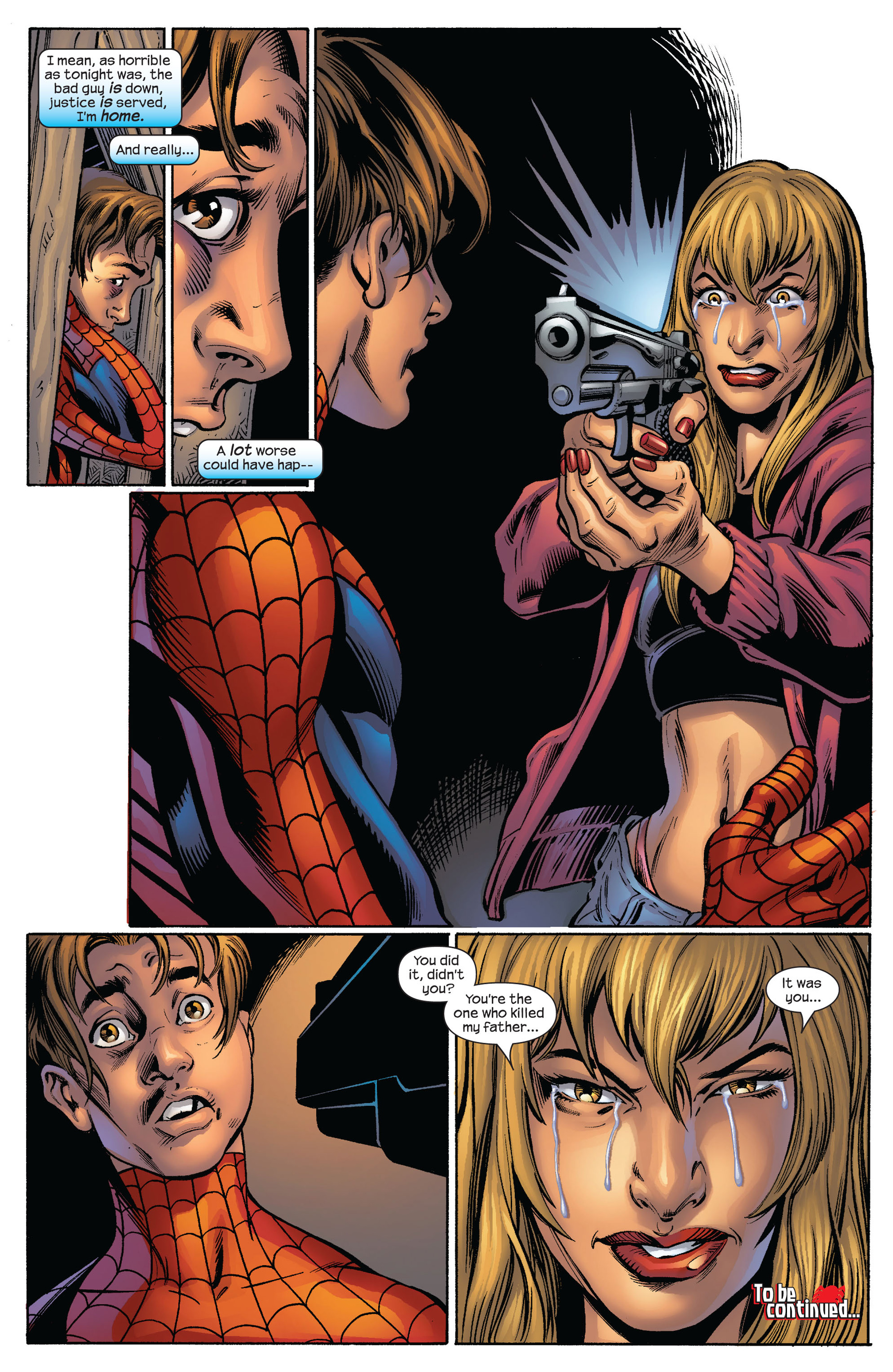Ultimate Spider-Man (2000) Issue #58 #62 - English 19