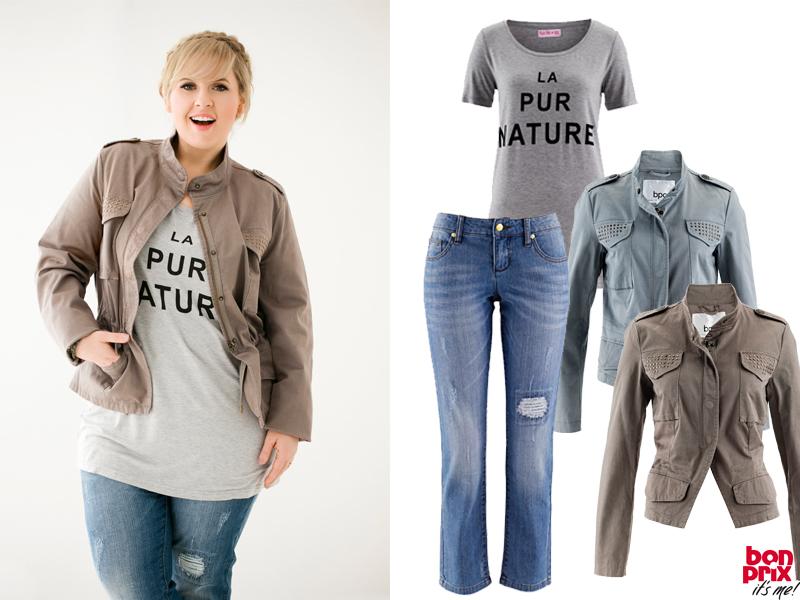 Maite Kelly loves bonprix - Maites Fashionreise 2014