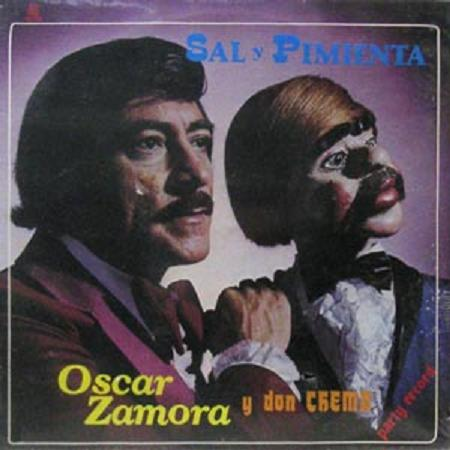 OSCAR ZAMORA Y DON CHEMA - On tour. - 7