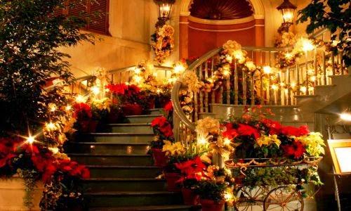 Best homes garden elegant christmas decorations for Fancy xmas decorations