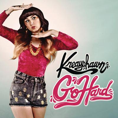 Kreayshawn - Go Hard (La La La)