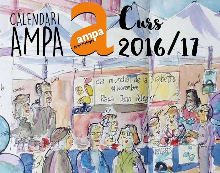 Calendari de l'Ampa