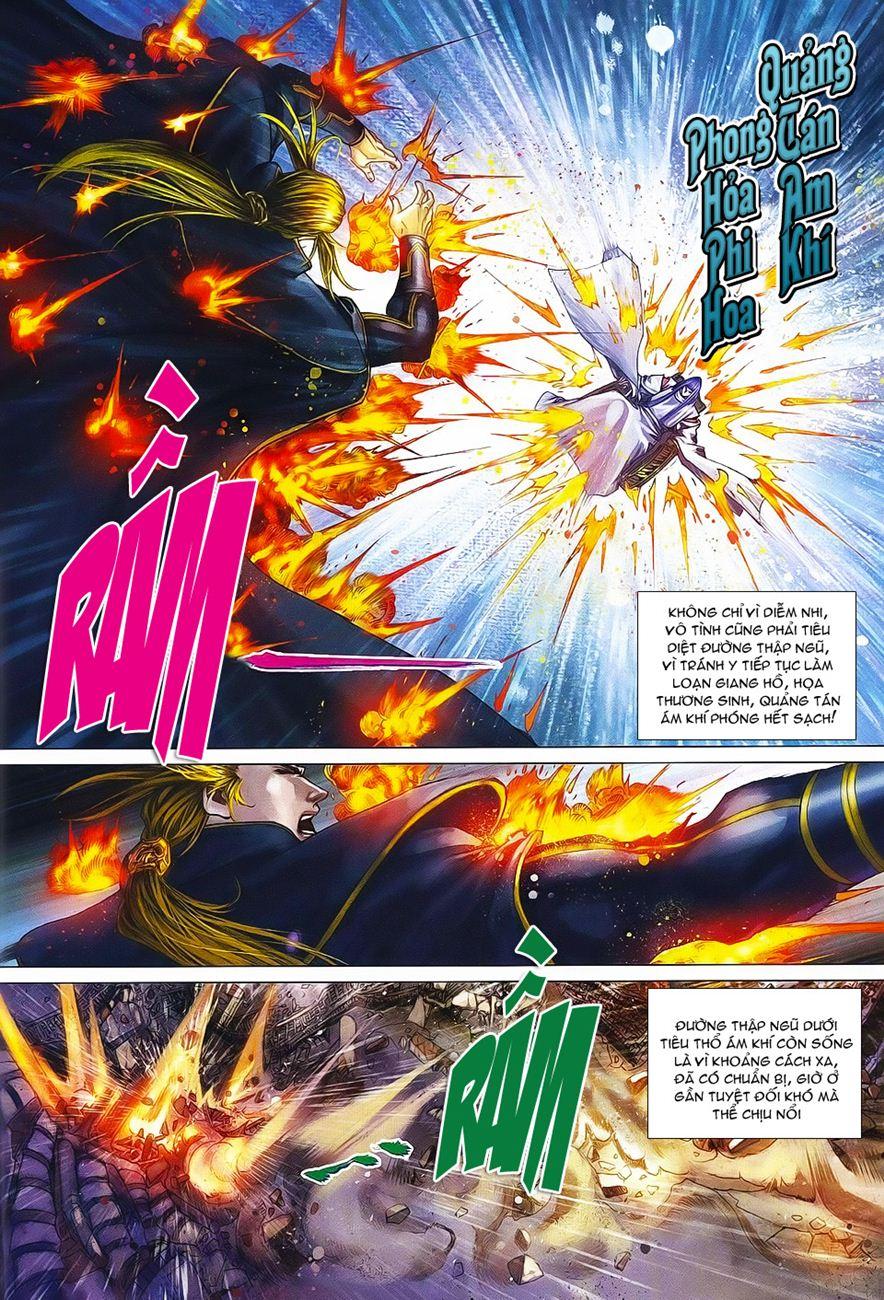 Tứ Đại Danh Bổ chap 371 – End Trang 6 - Mangak.info