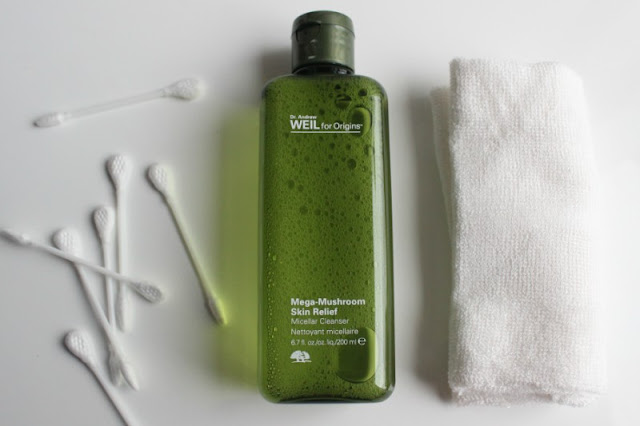 Dr. Andrew Weil Mega-Mushroom Skin Relief Micellar Cleanser
