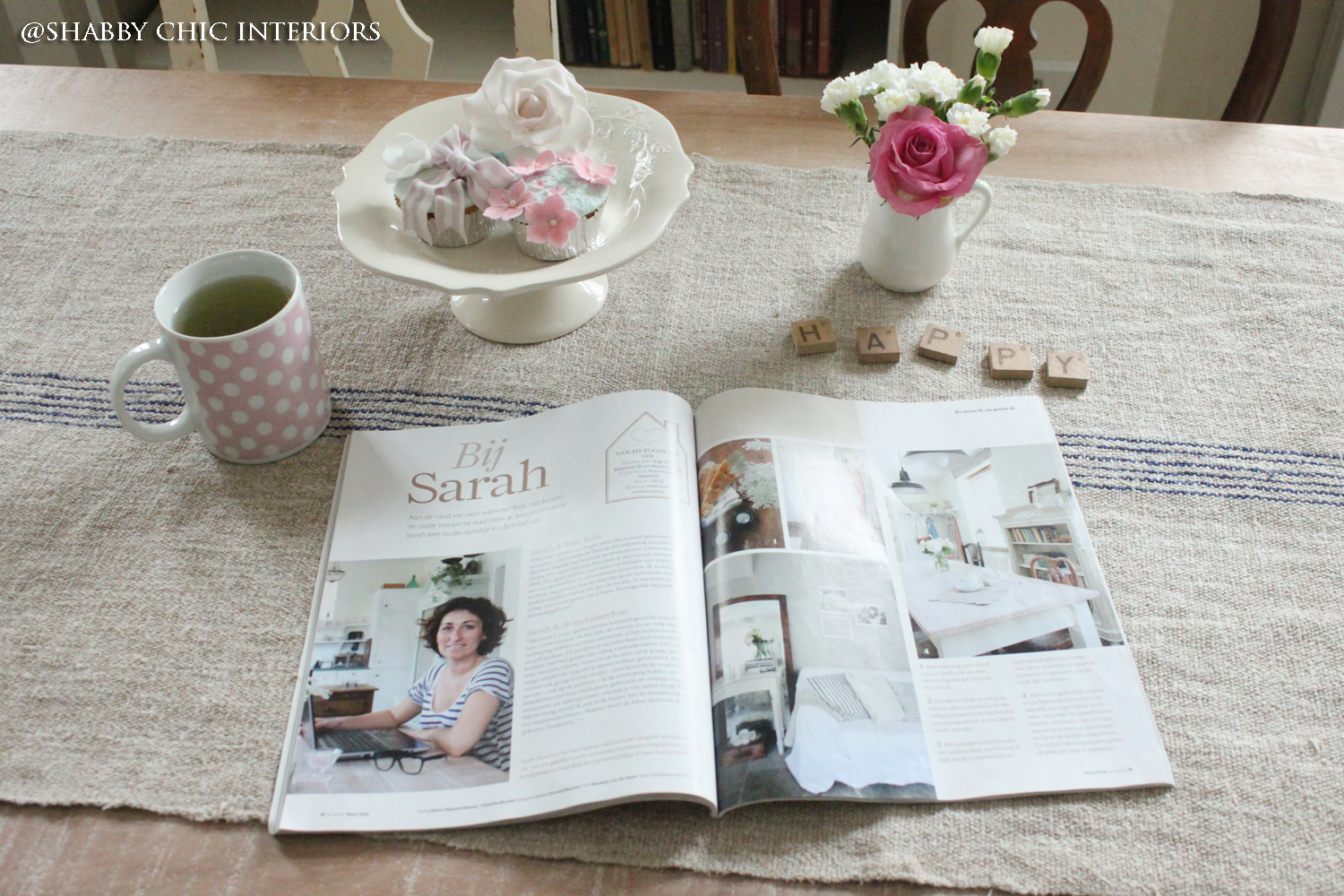 La mia casa su ariadne at home   shabby chic interiors