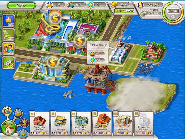Download game Green City - Go South