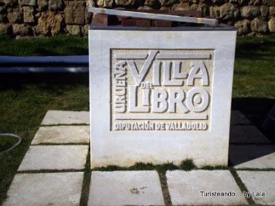 Uruena Villa Libro, Valladolid