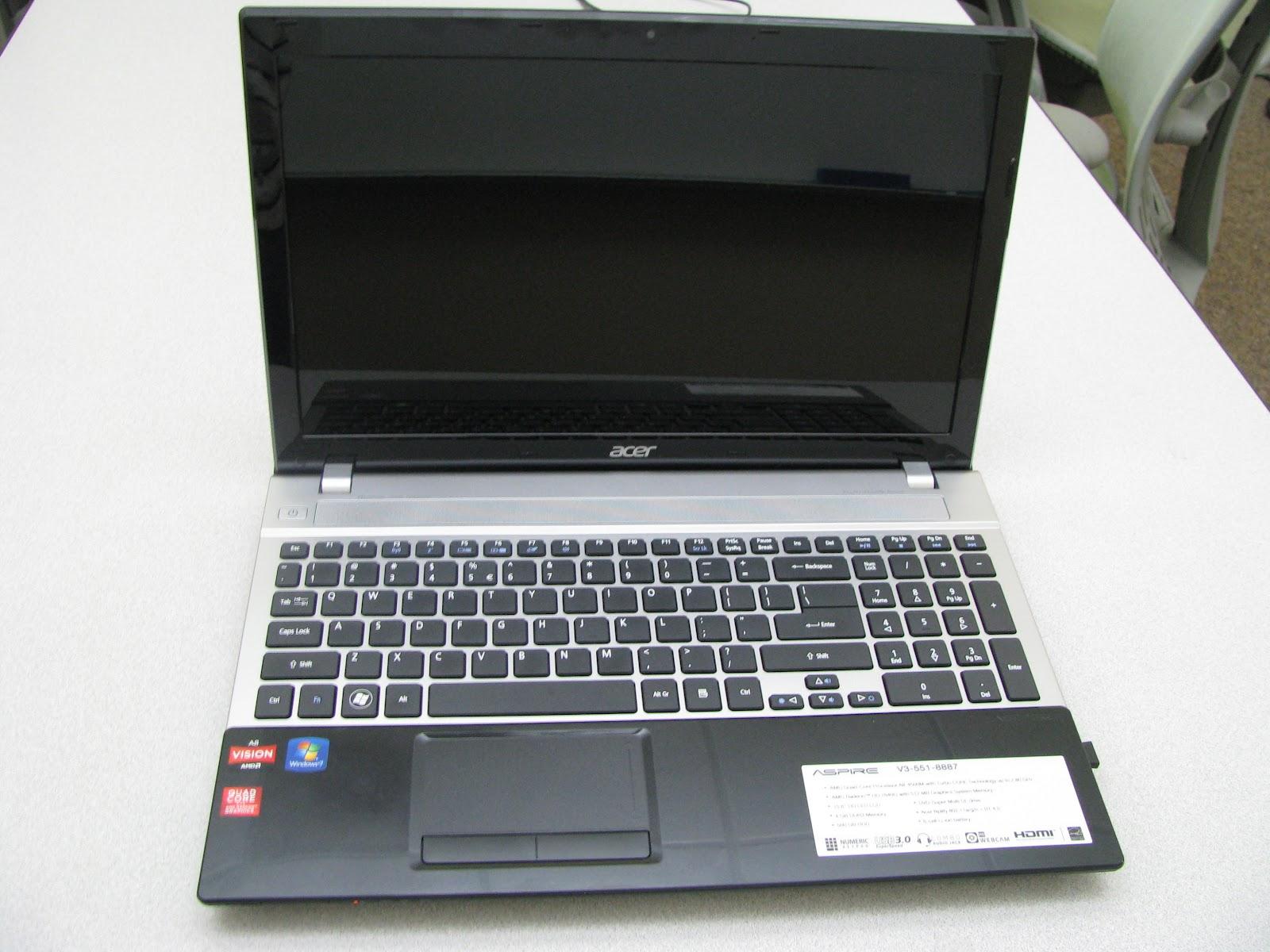 Soul Of A Geek Acer Aspire V3 551 8887