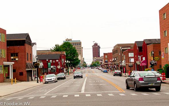 Downtown Huntington, WV
