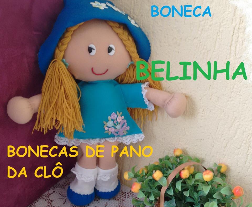 Boneca da Clô