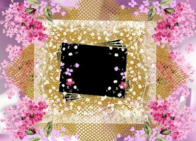 cuadros de fotos con flores