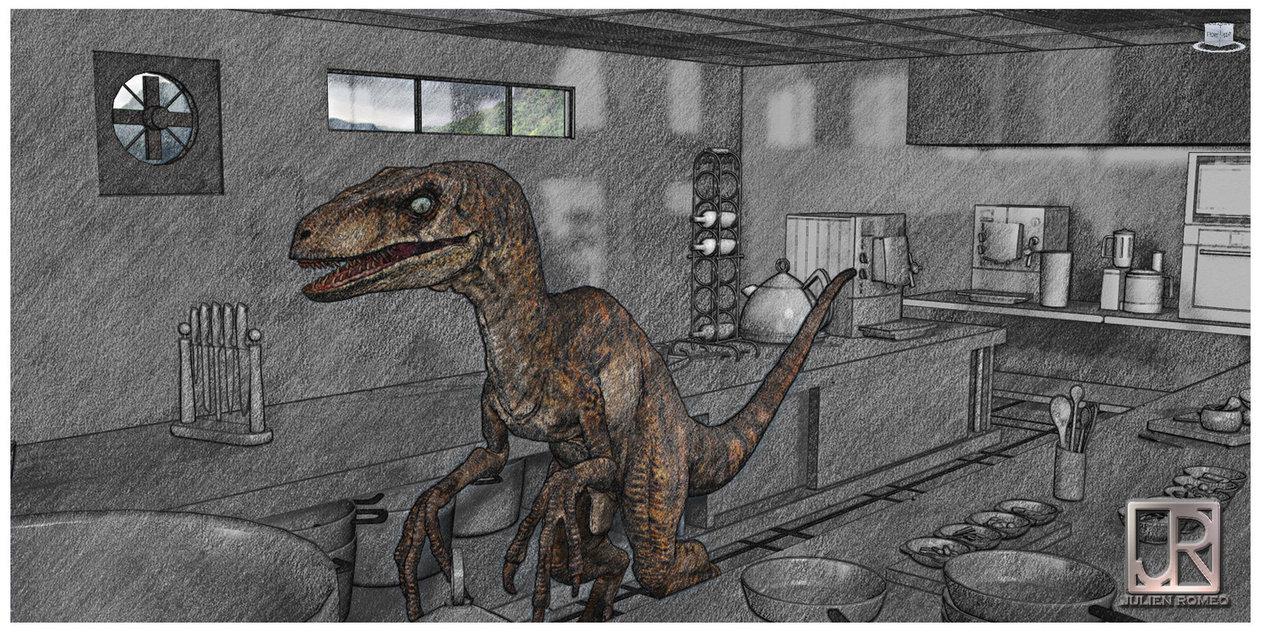 Raptor na głodzie