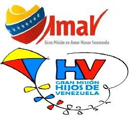 Misión hijos de Venezuela listas
