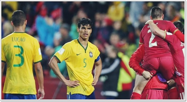 Trajetória Brasileira no Mundial Sub-20